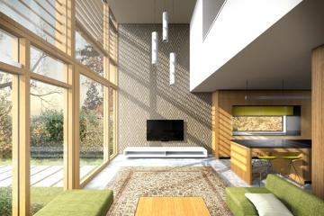 Řadový dům - Atelier